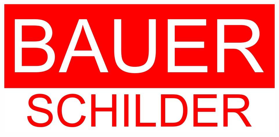 Bauer Schilder-Logo